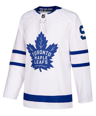 ADIDAS AUTHENTIC PRO TORONTO MAPLE LEAFS JOHN TAVARES AWAY JERSEY