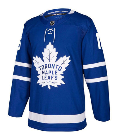 ADIDAS AUTHENTIC PRO TORONTO MAPLE LEAFS MITCH MARNER JERSEY