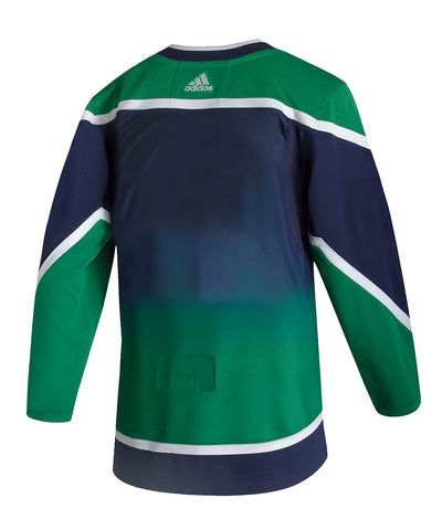 ADIDAS AUTHENTIC PRO VANCOUVER CANUCKS REVERSE RETRO JERSEY