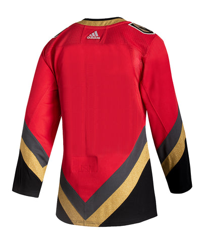ADIDAS AUTHENTIC PRO VEGAS GOLDEN KNIGHTS REVERSE RETRO JERSEY