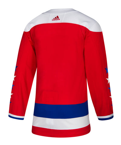 ADIDAS AUTHENTIC PRO WASHINGTON CAPITALS THIRD JERSEY