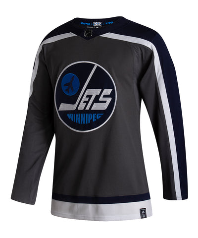 ADIDAS AUTHENTIC PRO WINNIPEG JETS REVERSE RETRO JERSEY
