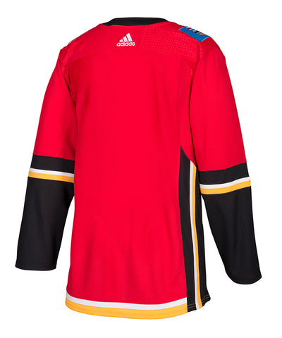 Calgary Flames Adidas Home Jersey