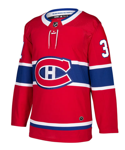 ADIDAS AUTHENTIC PRO MONTREAL CANADIENS CAREY PRICE JERSEY