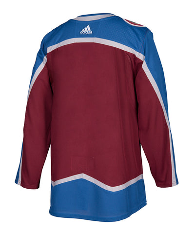Colorado Avalanche Adidas Home Jersey