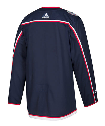 Columbus Blue Jackets Adidas Home Jersey