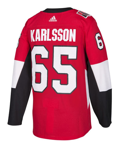 ADIDAS AUTHENTIC PRO OTTAWA SENATORS ERIK KARLSSON JERSEY