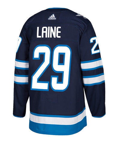 ADIDAS AUTHENTIC PRO WINNIPEG JETS PATRIK LAINE JERSEY