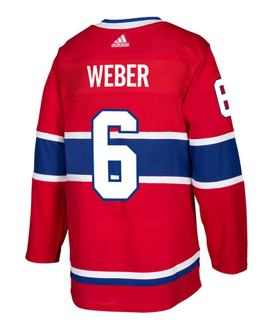 ADIDAS AUTHENTIC PRO MONTREAL CANADIENS SHEA WEBER JERSEY