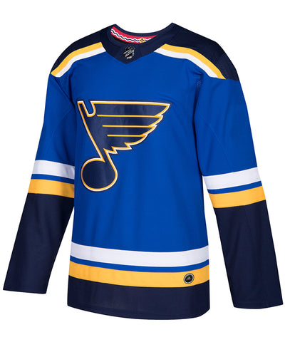 St. Louis Blues Adidas Home Jersey