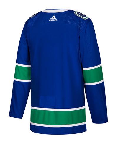 Vancouver Canucks Adidas Home Jersey