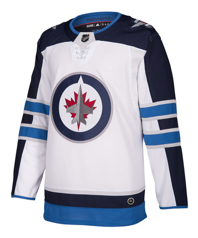 Winnipeg Jets Adidas Away Jersey