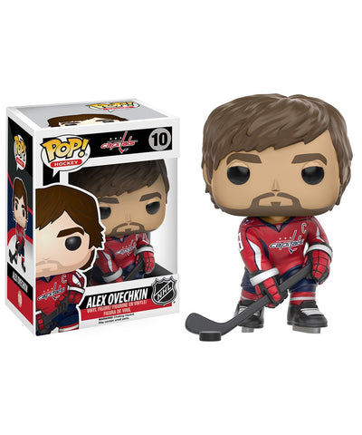 ALEX OVECHKIN WASHINGTON CAPITALS FUNKO POP! VINYL NHL FIGURE