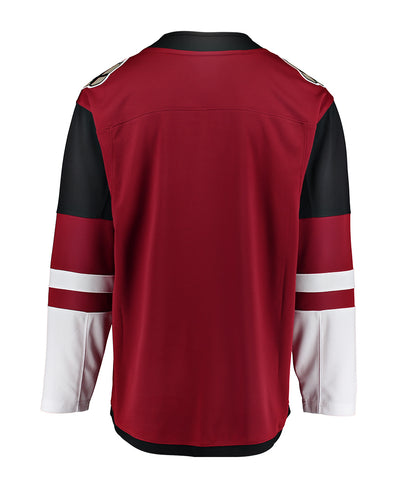 FANATICS ARIZONA COYOTES MENS HOME BREAKAWAY JERSEY