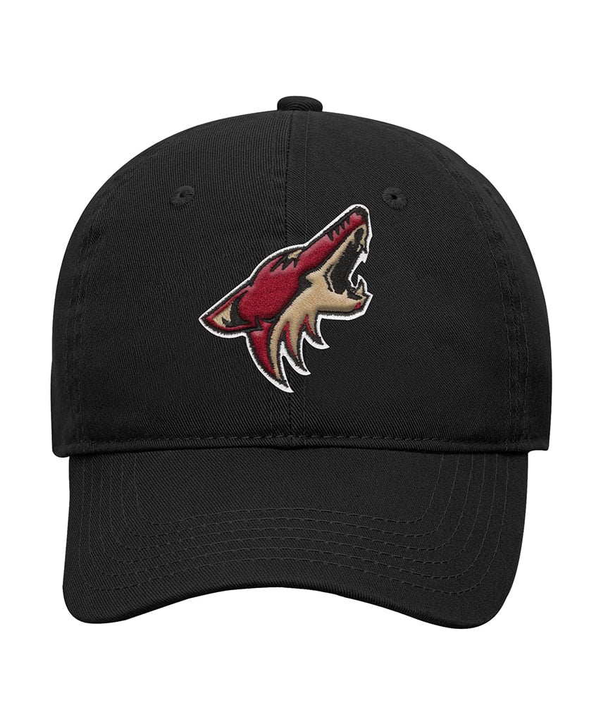 timeless design a39d2 86890 ... clearance arizona coyotes kids primary logo cap 88a1a b43a1