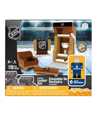 AUSTON MATTHEWS TORONTO MAPLE LEAFS OYO LOCKER SET