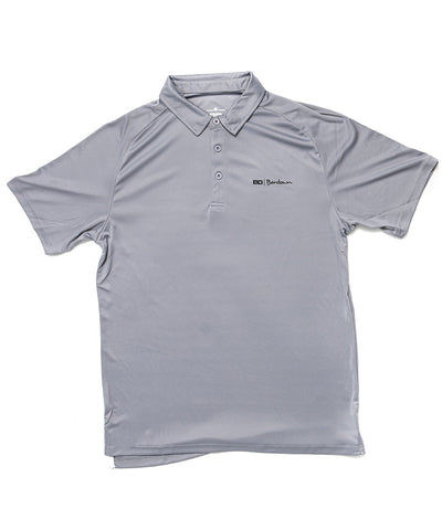 BARDOWN GOLF SHIRT - GREY