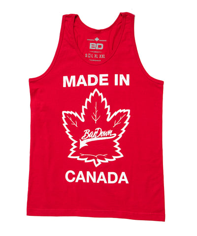 BARDOWN MADE IN CANADA TANK