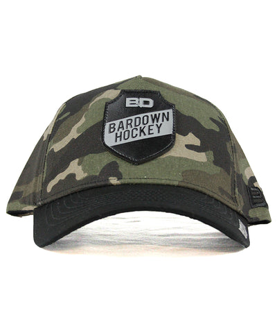 BARDOWN MEN'S CAMO PATCH HAT - CAMO