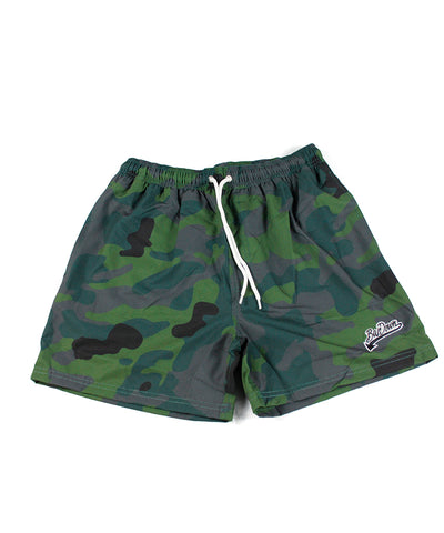 BARDOWN MEN'S CAMO SZN BATHING SUIT - CAMO