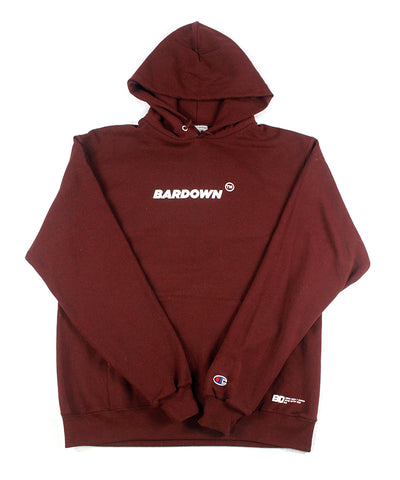BARDOWN MEN'S CHAMPION JOURNEYMAN HOODIE