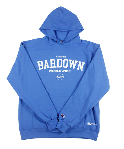 BARDOWN MEN'S CHAMPION WORLDWIDE HOODIE