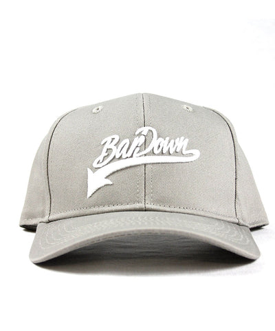 BARDOWN MEN'S EVEN STRENGTH HAT - GREY