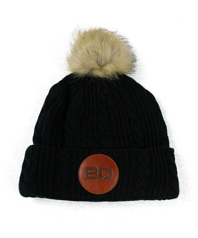 BARDOWN MEN'S FAUX FUR TOQUE