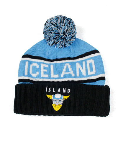 BARDOWN MEN'S ICELAND TOQUE