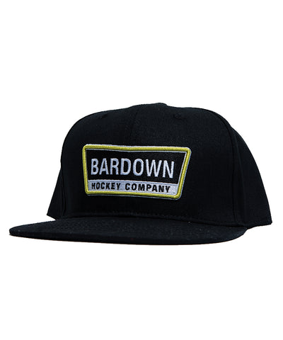 BARDOWN MEN'S POWER PLAY SPECIALIST HAT - BLACK