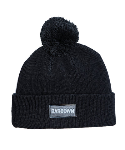 BARDOWN MEN'S PROSTOCK TOQUE- BLACK