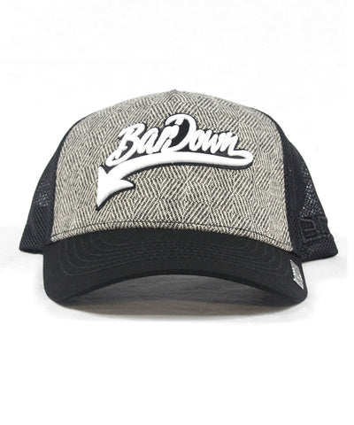 BARDOWN MEN'S VINTAGE PREMIUM HAT - GREY