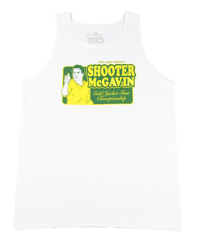 BARDOWN MEN'S WATERBURY OPEN TANK - GREEN