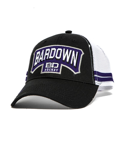 BARDOWN PURPLE PATCH HAT