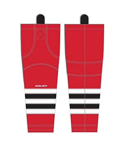 BAUER 900 SERIES HOCKEY SOCKS - BLACKHAWKS