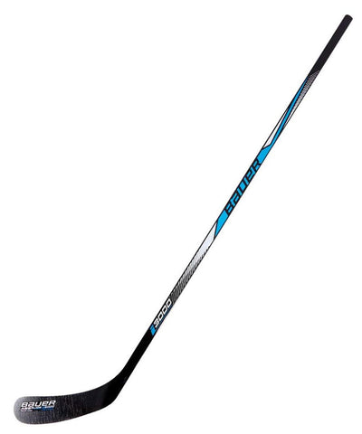 "BAUER I3000 ABS 45"" YOUTH STREET HOCKEY STICK"