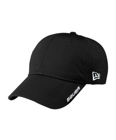 BAUER MEN'S NEW ERA 3990 HAT - BLACK