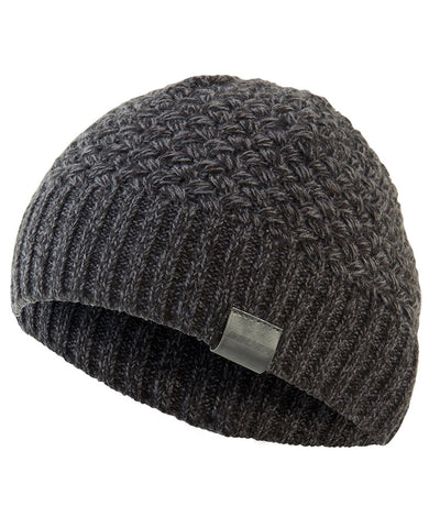 BAUER MEN'S ZIG ZAG KNIT BEANIE TOQUE