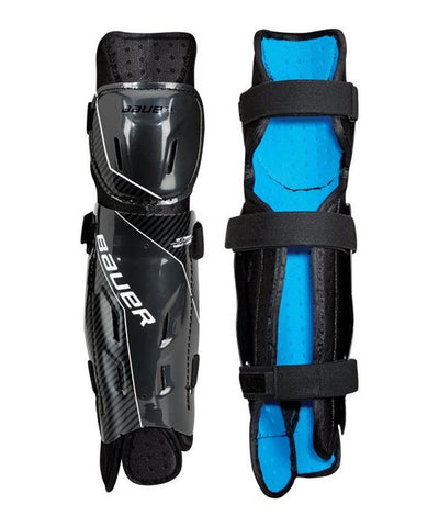 BAUER PERFORMANCE JR SHIN GUARD