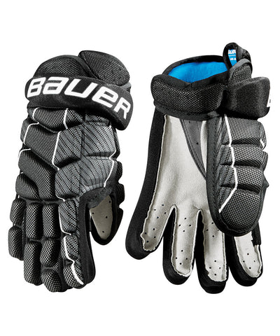 BAUER PRO STREET HOCKEY PLAYER GLOVES