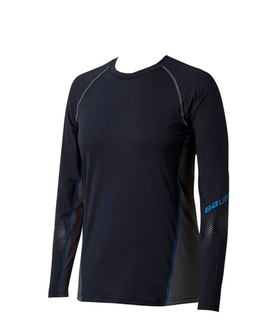 BAUER WOMEN'S LONG SLEEVE BASE LAYER SHIRT
