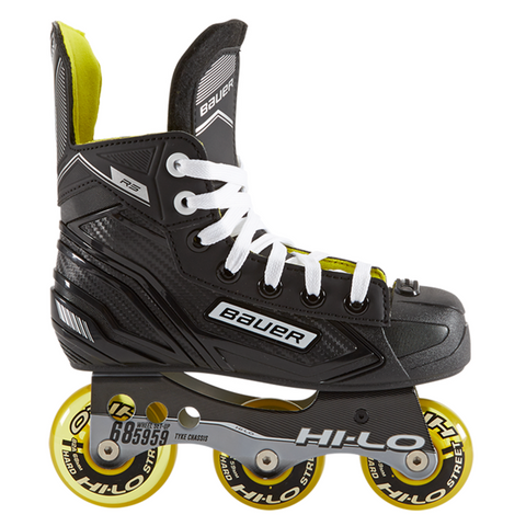 BAUER RS YOUTH ROLLER BLADES