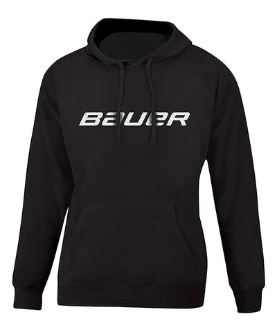 BAUER MEN'S PERFORMANCE CORE GRAPHIC HOODIE - BLACK
