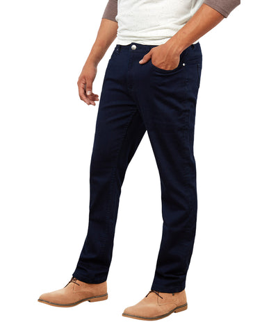 GONGSHOW MEN'S HOCKEY LEGS DARK PANTS - SLIM STRETCH