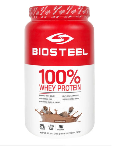 BIOSTEEL 100% WHEY PROTEIN - CHOCOLATE