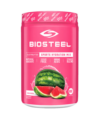 BIOSTEEL NATURAL HIGH PERFORMANCE SPORTS DRINK -  WATERMELON 315g