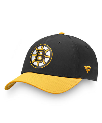 BOSTON BRUINS FANATICS MEN'S AUTHENTIC PRO 2019 NHL DRAFT HAT