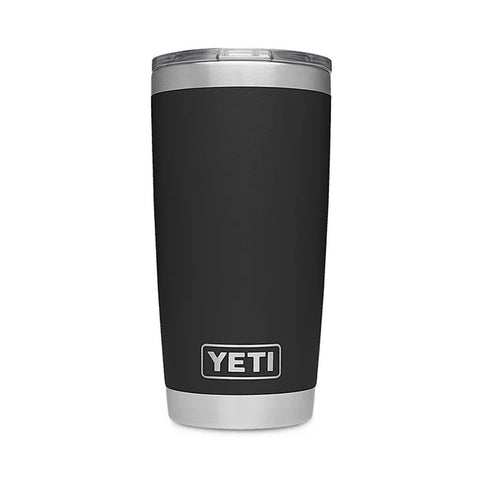 BOSTON BRUINS YETI RAMBLER 20OZ TUMBLER
