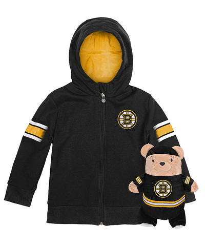 BOSTON BRUINS TODDLER NHL CUBCOATS