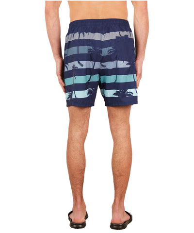 GONGSHOW LIFE IS A BEACH TRUNK MEN'S SHORTS